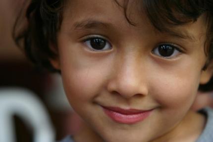 Honduran boy